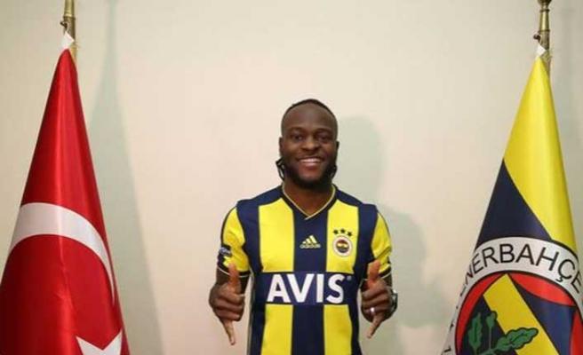 Son dakika! Moses resmen Fenerbahçe'de