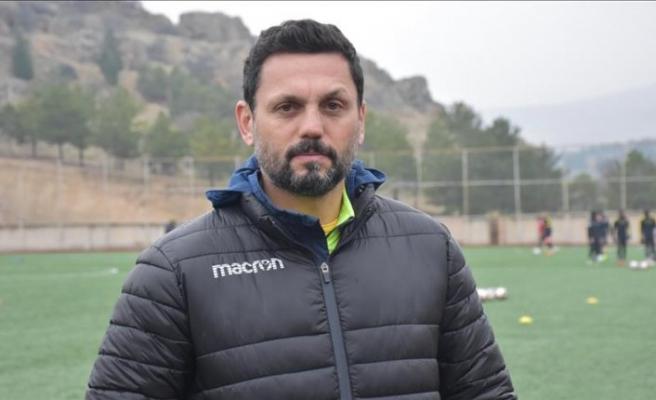 Evkur Yeni Malatyaspor'da Teknik Direktör Erol Bulut istifa etti