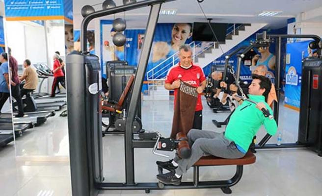 Sporun adresi Antalya Spor ve Fitness Merkezleri