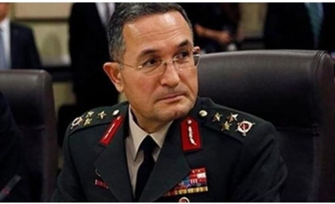 Korgeneral Erdal Öztürk beraat etti