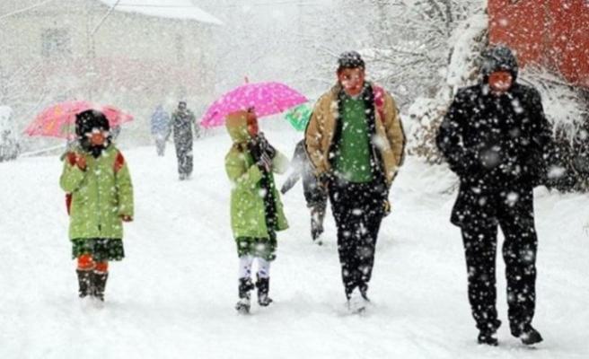 Tekirdağ'da okullar tatil mi? - 4 Ocak