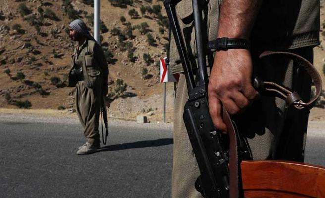 Terör örgütü Suriye'de sivilleri hedef alıyor