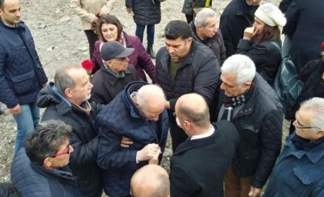 Törende yaralanan ADD Başkanı'na ilk müdahale AK Partili adaydan