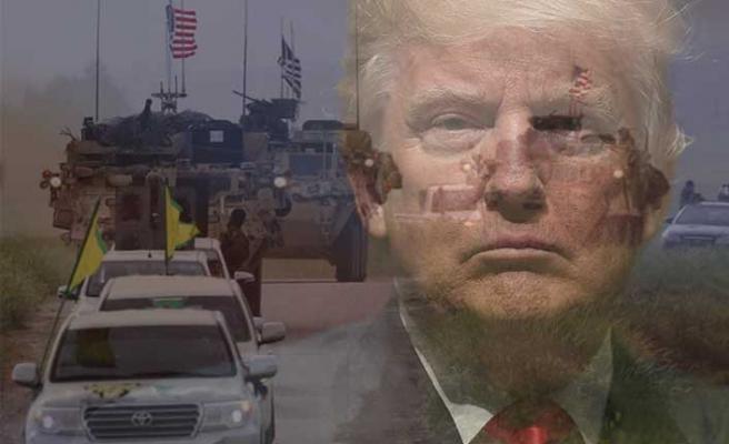 Trump'ın skandal mesajı ne anlama geliyor? Yeni Çekiç Güç planı mı?
