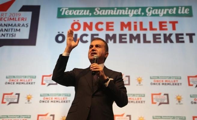 Çelik: Türkiye dost arayanlar için eşsiz bir dosttur