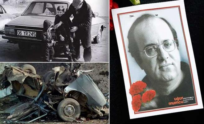 Uğur Mumcu suikastının üzerinden 26 yıl geçti