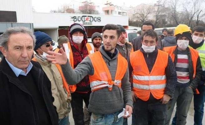 UMKE ekipleri sevk edildi! Ankara'da panik yaratan koku
