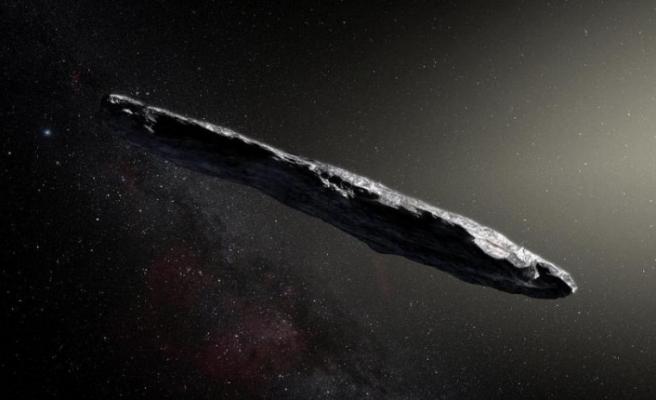 Oumuamua uzay gemisi olabilir mi? İlginç sözler