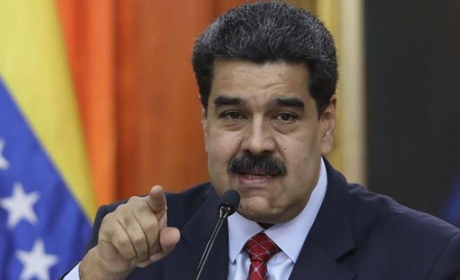 Maduro: Venezuela'nın egemenliğine kasteden darbeyi bozguna uğratacağız