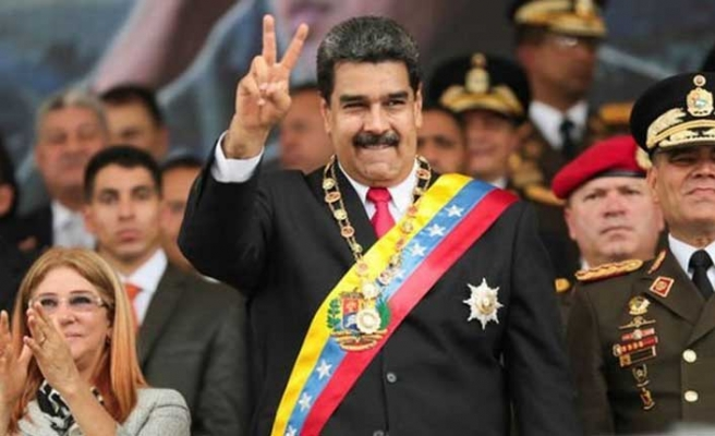 Venezuela'ya bir destek daha