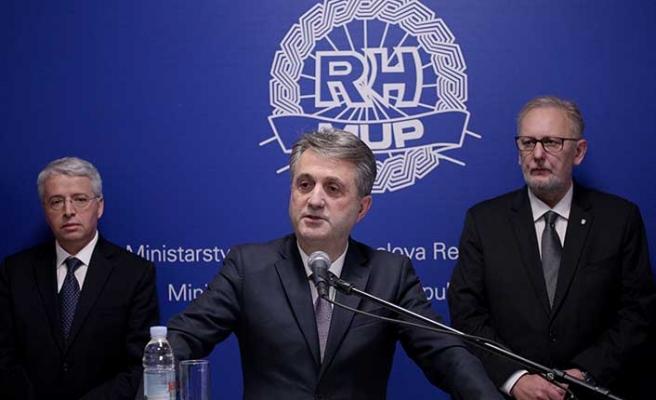 Yasa dışı göç Hırvatistan'da konuşuldu