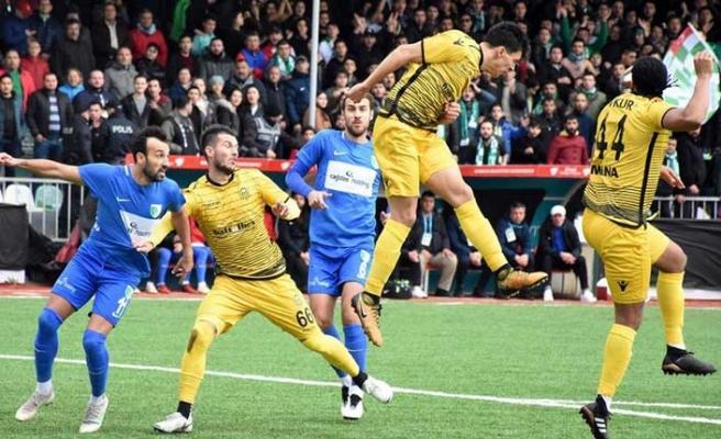 Yeni Malatyaspor Türkiye Kupası'nda çeyrek finalde