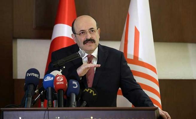 YÖK Başkanı Yekta Saraç: Açık tez sayısı yüzde 98,7'ye yükseldi