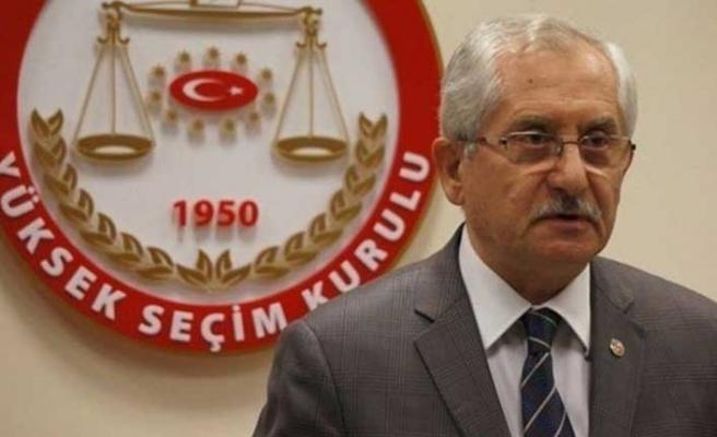 YSK'dan flaş 'seçim güvenliği' açıklaması