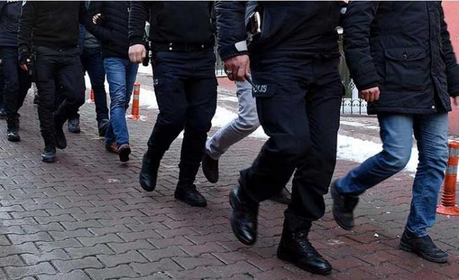 76 ilde başlatılan FETÖ operasyonunda 1112 gözaltı kararı