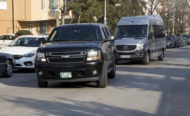 ABD ve Rusya temsilcileri Afganistan'da barış için Türkiye'de