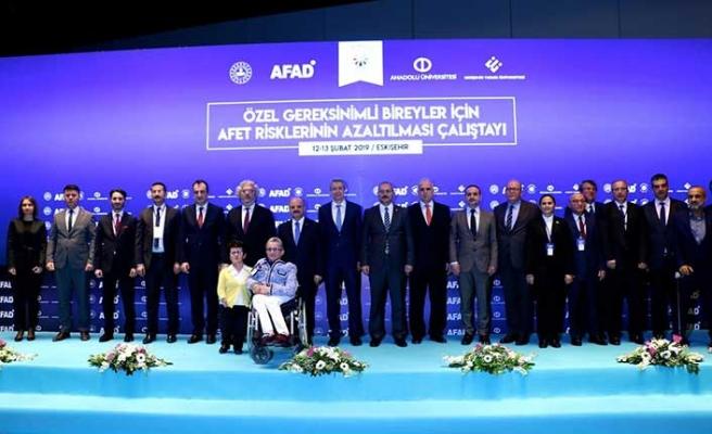 AFAD'ın afet riskleri konulu çalıştayı sona erdi