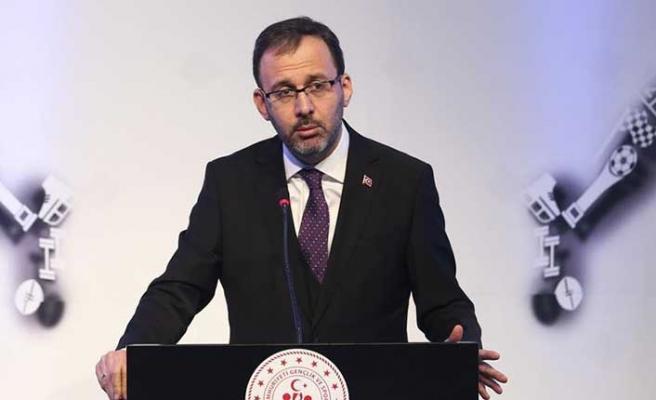 Spor Bakanı duyurdu! 3 bin 243 'sürekli işçi' alınacak