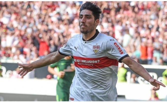 Berkay Özcan kimdir? Berkay Özcan'dan Hamburg'da ilk gol