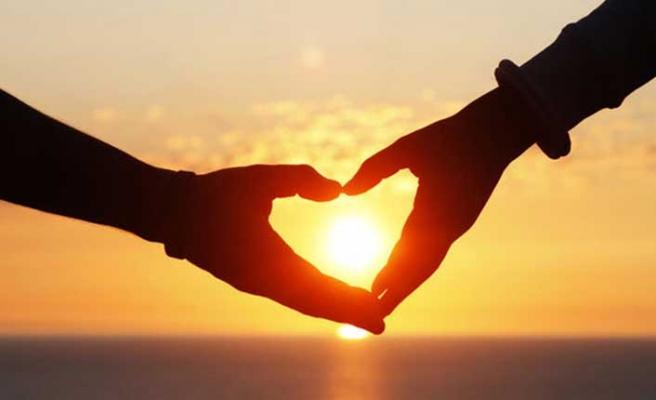 Aşk kalp krizi riskini azaltıyor!