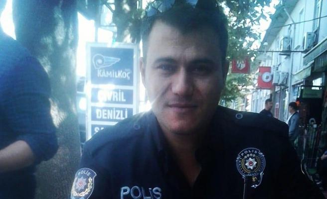 Uşak'ta birlikte yaşadığı kadını rehin aldı... 1 polis şehit