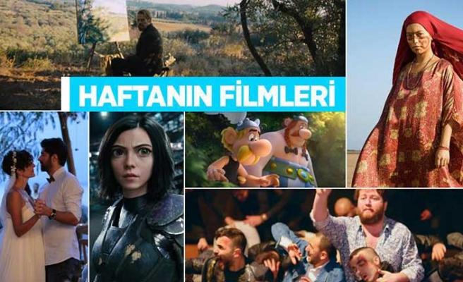 Bu hafta 2'si yerli 8 film vizyonda