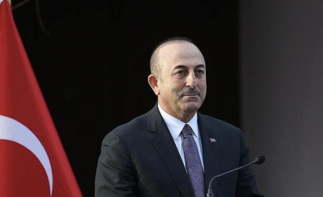 Çavuşoğlu'nda Yorgos Katrugalos'a tebrik telefonu