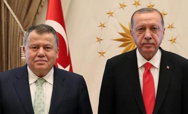 Cumhurbaşkanı Erdoğan'dan Cirit'e tebrik