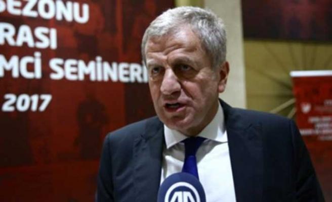 Demirören sonrası Türkiye Futbol Federasyonu Başkanlığı için Servet Yardımcı'nın ismi geçiyor