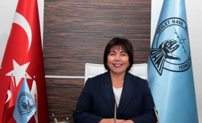 DHMİ Genel Müdürü Funda Ocak  emeklilik talebiyle görevinden ayrıldı
