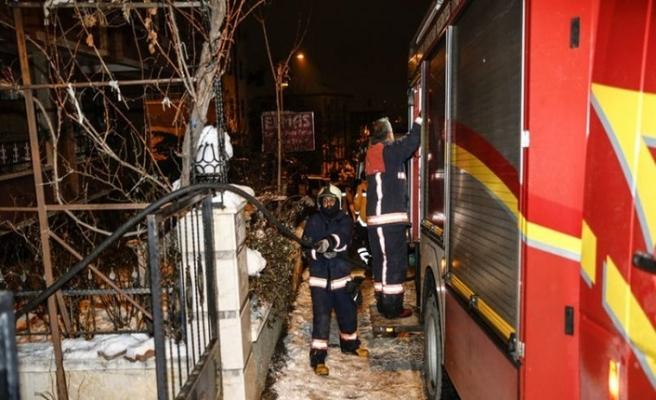Eskişehir'de yangın: 2 ölü