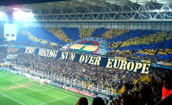 Fenerbahçe taraftarı şov yapacak!