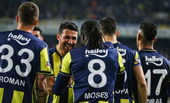 Fenerbahçe'de Zenit maçında santrafor sürprizi
