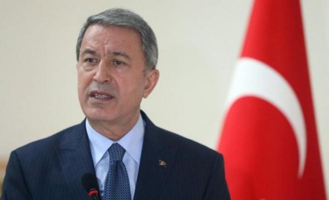 Bakan Akar'dan yeni askerlik yasası için CHP, MHP ve İYİ Parti'ye ziyaret