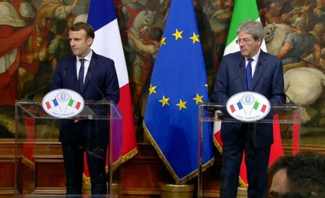 Fransa'nın İtalya Büyükelçisi geri dönüyor
