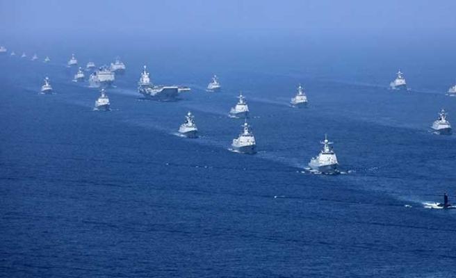 Güney Çin Denizi yeniden ısınıyor! ABD gemileri…