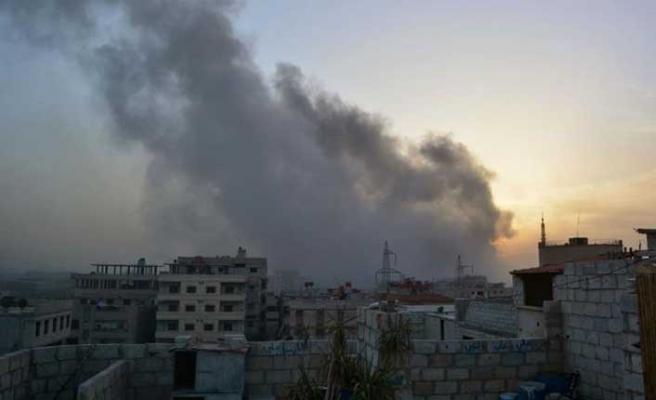 'Güvenli Bölge' Esed saldırılarının tehdidi altında