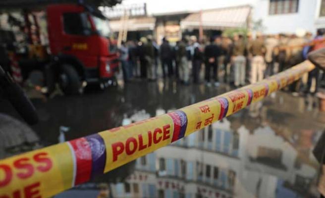 Hindistan'ın başkentinde otel yangını!