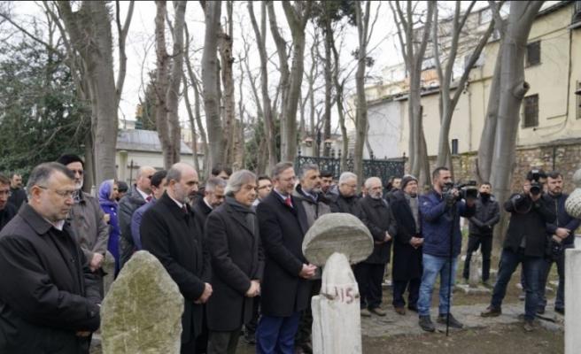 İlk Osmanlı matbaasının kurucusu İbrahim Müteferrika anıldı