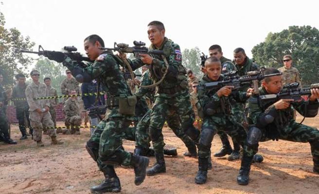 """""""Cobra Gold"""" tatbikatı Tayland'da başladı!"""