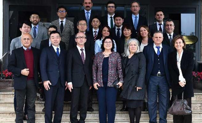 Japon bilim adamları İzmir'den ayrıldıkları için üzgün