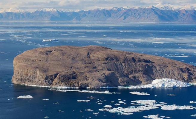 Kanada ve Danimarka Hans Adası'nı paylaşamıyor