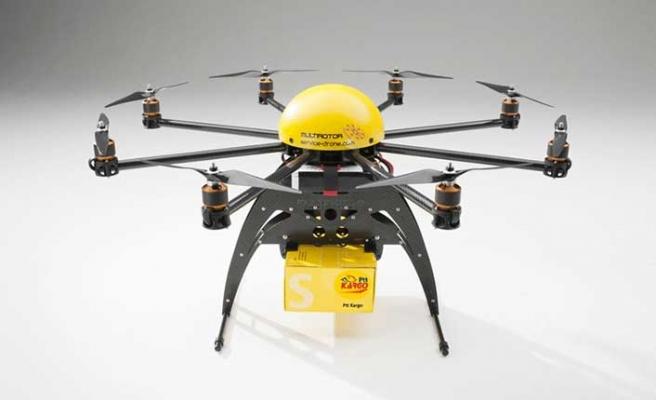 PTT Kargoları drone ile taşınacak
