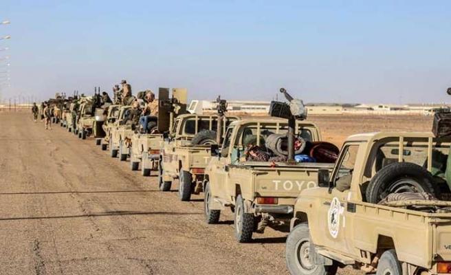 Libya'nın güneyine yeni komutan
