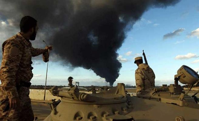 Libya'nın güneyinde Hafter'den tehlikeli adım