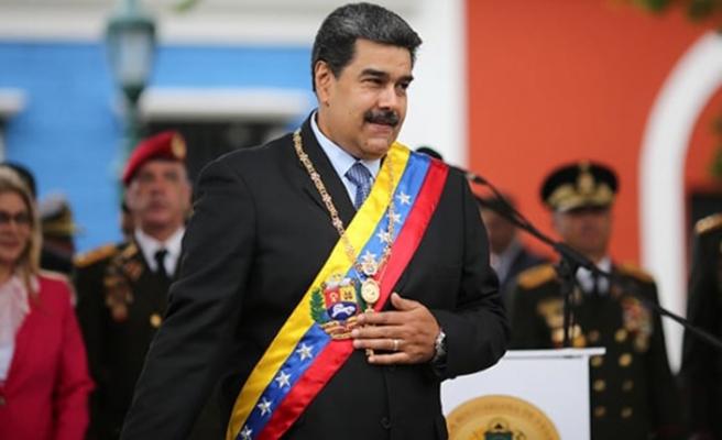 Maduro'dan dikkat çeken Türkiye açıklaması