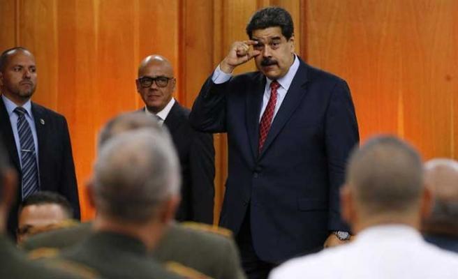 Maduro'dan ihanet açıklaması