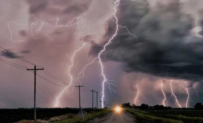 Meteorolojiden uyarı! Fırtına geliyor…