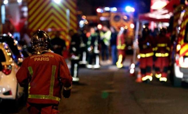 Paris'te yangın faciası! 7 ölü var