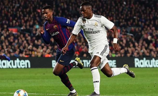 El Clasico'da beraberlik |Barcelona 1 1 Real Madrid